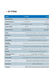S1 TITAN Spec Sheet