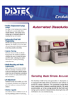 Dissolution Sampling Evolution 4300 - Brochure