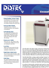 Dissolution Vessel Washer VIP 4400 – Brochure