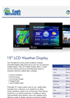 LCD Weather Display: Product Overview