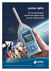Pulsar Nova Sound Level Meter - Datasheet