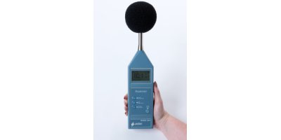 Pulsar - Model 81A and 82A - Integrating Sound Level Meter