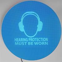 Pulsar SafeEar - Model IP65 - Weatherproof noise-activated warning system