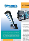 Dynamic Sterile Sweep - Germicidal Systems - Brochure
