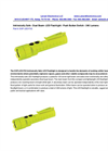 Model EXP-LED-FX2 - Dual Beam LED Flashlight  Brochure