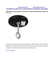 Model MMH-5 - 200lb Magnetic Mounting Base String Lights Brochure