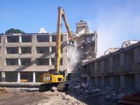 Demolition Work Services