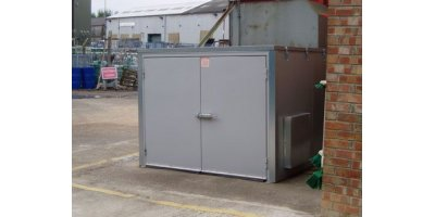 AGS - Acoustic Enclosures - Plant Noise Reduction