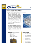Fixed Cloth Disk Filter Brochure