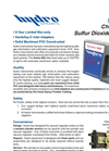 Series 800 Chlorine and Sulfur Dioxide Systems Brochure
