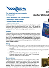 Series 900 Chlorine and Sulfur Dioxide Systems Brochure