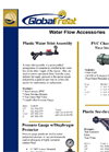 Water Flow Accessories Brochure