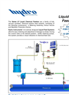 Liquid Chemical Feed Systems- Brochure