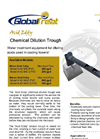 Acid Eddy Chemical Dilution Trough Brochure