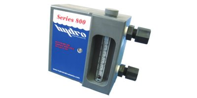 Hydro Instruments - Model 800 Series - Chlorine and Sulfur Dioxide Systems