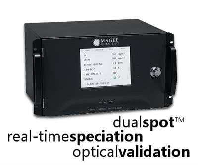Aethalometer® - Model AE33 - Air Quality Monitoring  System