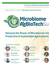 Microbiome AgBioTech Full Event Guide - Brochure