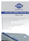 LTS65 - LTS75 Low-Level Feeder Tracked Stacker Brochure