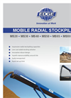 MS20 – MS30 – MS40 – MS50 – MS65 – MS80 – MS100 Series Mobile Radial Stockpilers Brochure