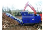 Samurai - Twin Shaft Shear Shredder