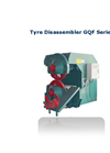 Tire Disassembler GQF series Profile