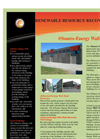 Source-Energy Wall – Brochure