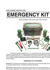 Chlorine Institute Emergency Kit - C Brochure