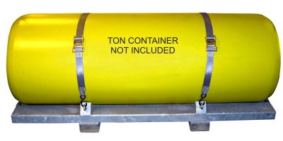 IndianSprings - Model 106TCS - Ton Container Pallet