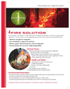 Environmental One Fire Solution Brochure