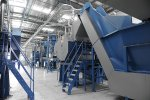 Recycling equipments for tyre recycling