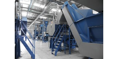 Recycling equipments for tyre recycling - Waste and Recycling - Material Recycling