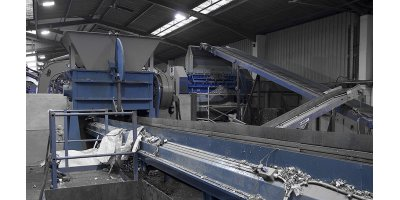 Recycling equipments for aluminium recycling