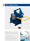 Alligator Shear - Brochure