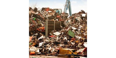 Shredder Light Fraction (SLF) Recycling Services