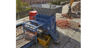 Eldan - Model SC1412/160 / SC2118/250 - Super Waste Chopper