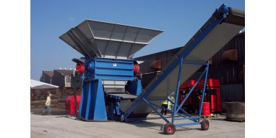 Eldan - Model SC1412/160 / SC2118/250 - Super Waste Chopper II (Twin Rotor)