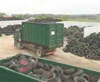 Complete Modular Tyre Plant Video