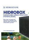Hidrostank Hidrobox - Sustainable Urban Drainage Systems - Brochure