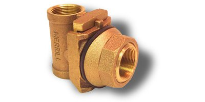 Merrill - Pitless Adapters - Red Brass