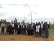 Optimizing Wind and Solar Power in Africa