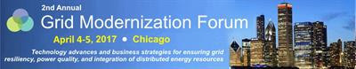 2nd Annual Grid Modernization Forum 2017