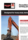 Bulldog Demolition Grabs- Brochure