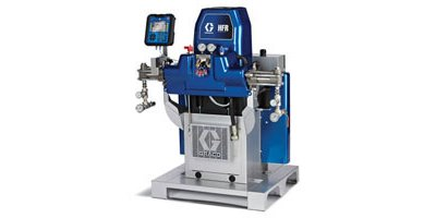 Graco  - Model HFR  - Hydraulic Fixed Ratio Polyurethane Processing System