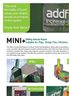 MINI PLUS Waste Incinerator Brochure