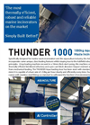 Thunder 1000 - Aquaculture Brochure
