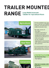 Addfield - Large Trailer Mounted Mobile Incinerators - Full Specification Sheet