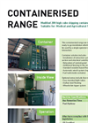 Addfield - Containerised Mobile Incinerators - Full Specification Sheet