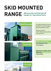 Addfield Skid Mounted Mobile Incinerator - Full Specification Sheet