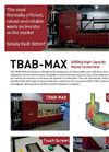 Addfield TB-AB-MAX Largest Top Loading Batch Incineration Machine - Full Specification Sheet