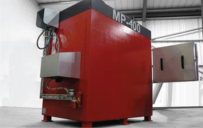 Addfield - Model MP-400 - Medical Incinerator - 400kg